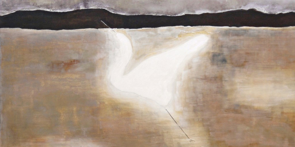 Landscape Paintings - close-up