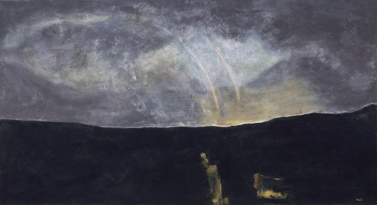 Landscape paintings modern fresco paintings - Moderne fresco ...