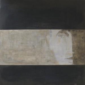 Fresco Technique. Portrait